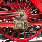 Dampflokomotive 01 519